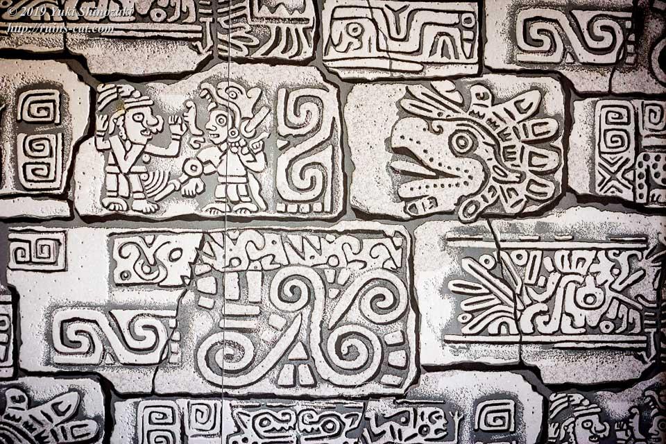 原始文明風の壁紙