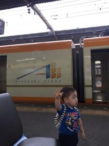 近鉄大和八木駅20190714 003