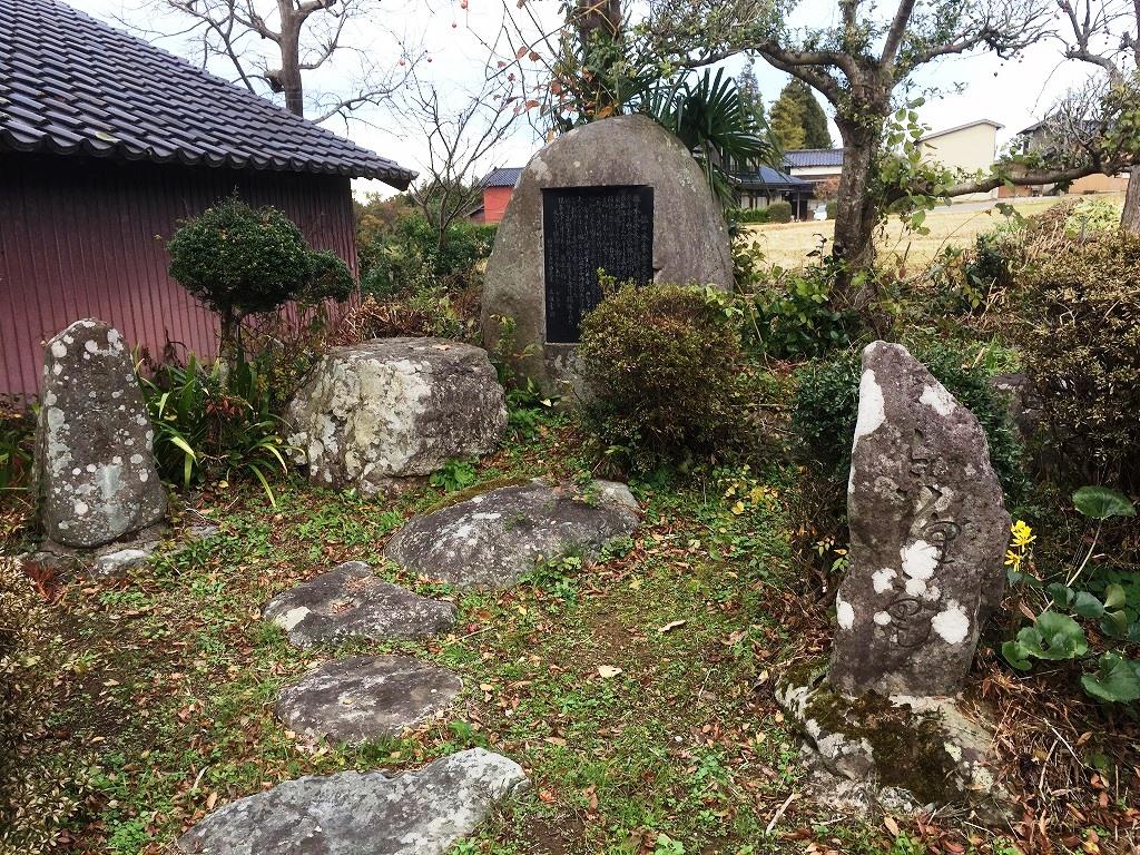 ささ佐々木象堂 妻タケの実家跡(真野合沢) (1)