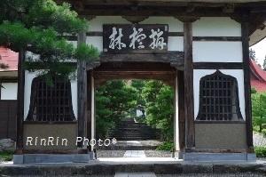 2019年8月稲泉寺