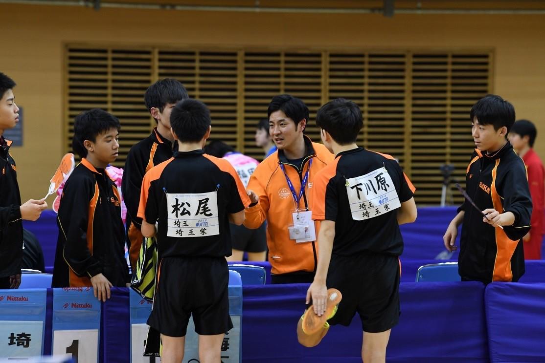 関東選抜 ベンチ2