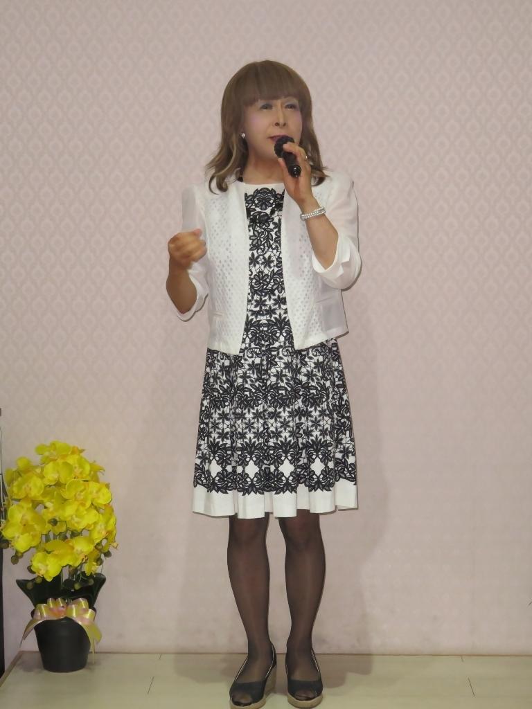 モノトーンワンピカラオケ(2)