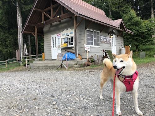 【長野】飯綱東高原オートキャンプ場(場内)