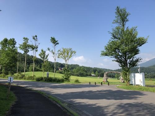 霊仙寺湖ドッグラン4