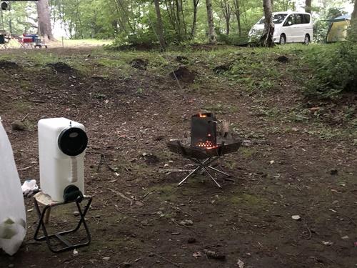 キャンプ1日目10
