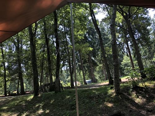 キャンプ2日目8