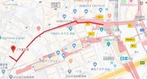渋谷SAKURAスペース