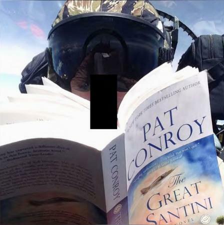 飛行中読書