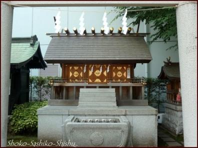 20190707 富士塚まで 4  成子天神社
