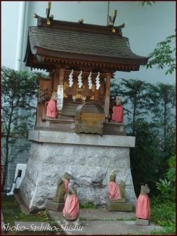 20190707 富士塚まで 5  成子天神社