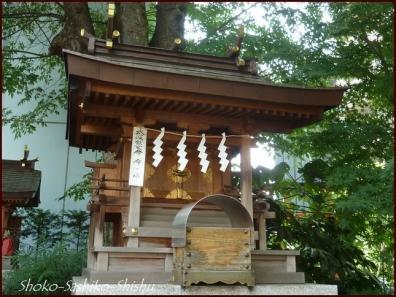 20190707 富士塚まで 6  成子天神社