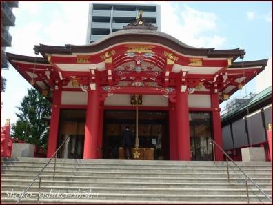 20190712 茅の輪まで 3  成子天神社