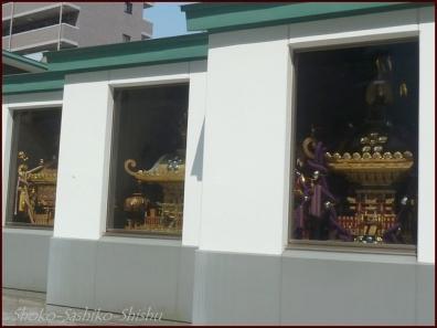 20190712 茅の輪まで 9  成子天神社