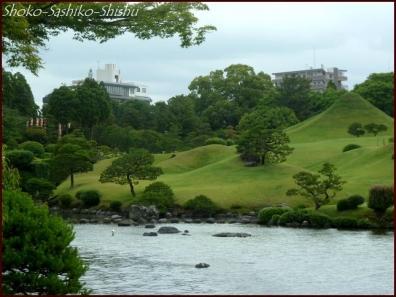 20190731 水前寺公園まで 10  熊本
