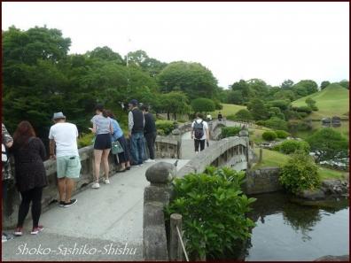 20190731 水前寺公園まで 13  熊本