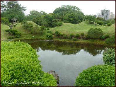 20190731 水前寺公園まで 16  熊本