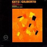 (大)Getz Gilberto アストラッドに 「イパネマの娘 」を 英語で歌わせたのは誰? 180×180