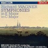 若杉 弘 ワーグナー 二つの交響曲