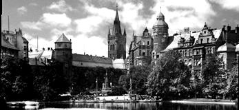 かつてケーニヒスベルクという美しい街があった