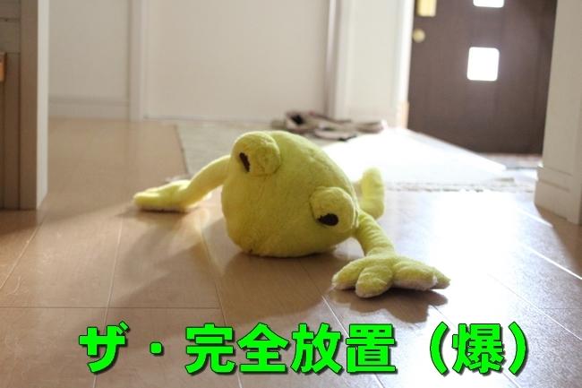 カエル芋エアコン直下 006