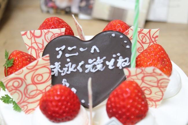 ケーキアップ画像
