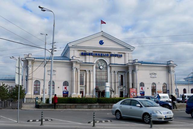ヴィリニュス 駅 - 1