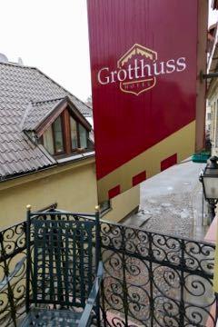 グロッタスホテル - 1