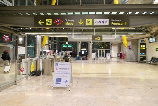 マドリード 空港 - 1