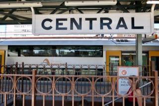 シドニー セントラル駅 - 1