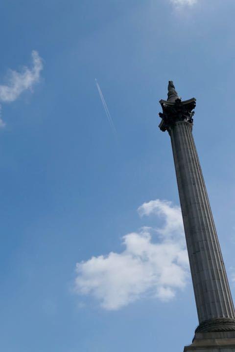 ロンドンの空 - 1