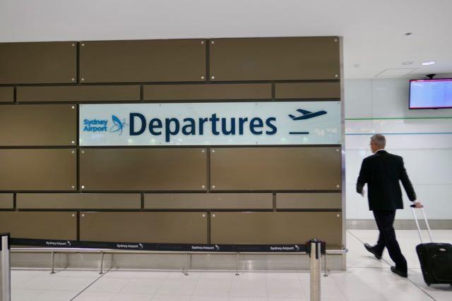 シドニー空港 - 1 (2)