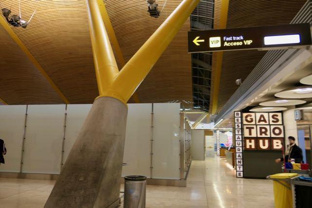 マドリード空港 - 1 (2)