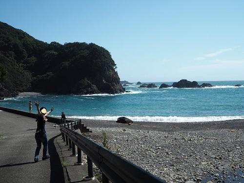 47きれいな海