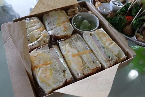 3サンドイッチ