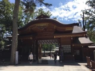 5大國魂神社