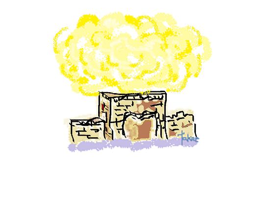 の栄光黄金の門