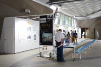 写真展「昭和の世相」会場風景