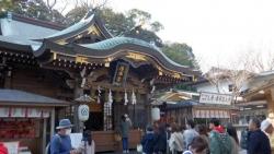 江ノ島の神社