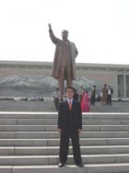 初鹿明博は北朝鮮友好議員