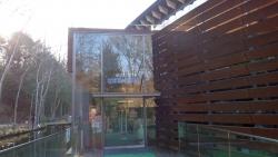 「森の中の水族館」山梨県立富士湧水の里水族館