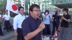 日本第一党川崎駅前講演会