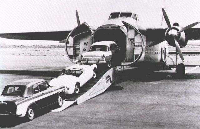 freighter car