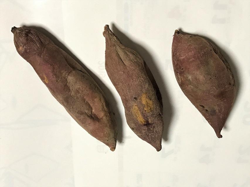 ランクルさん特製の熟成焼き芋