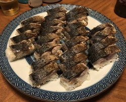 01_鯖寿司