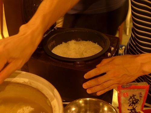 スッポン鍋 (7)