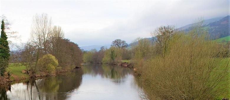 Crickhowell River Usk-7870