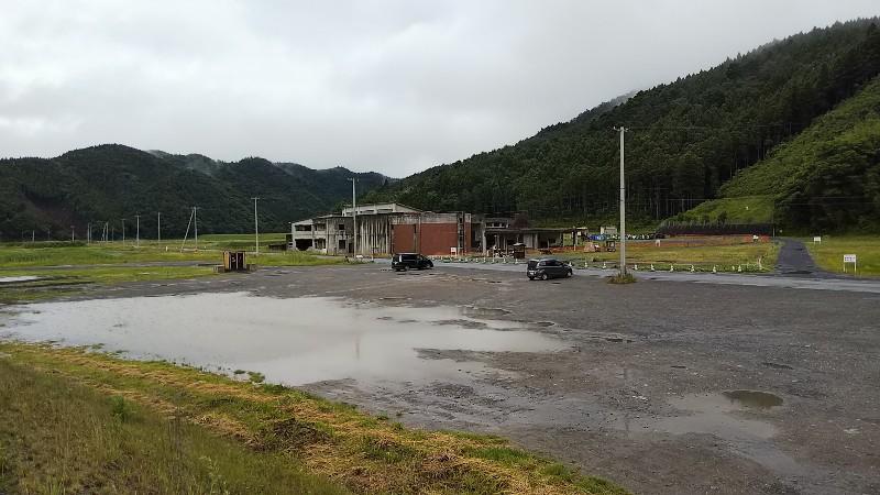 大川小学校跡地201906