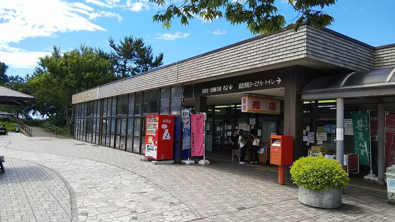 道の駅豊栄201907