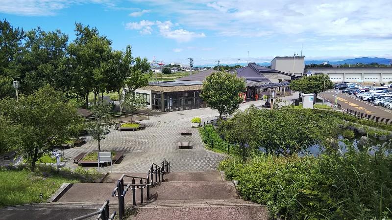 道の駅豊栄展望台201907