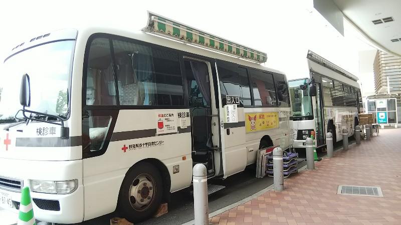 イオンモール高崎献血201907